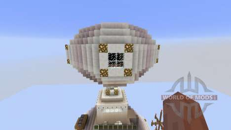 ini Space Station - N6000 Non-Residental pour Minecraft