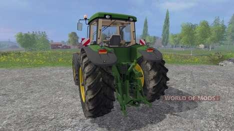 John Deere 8220 [new] für Farming Simulator 2015