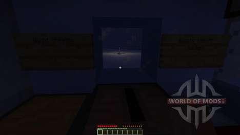 Die Lavine für Minecraft