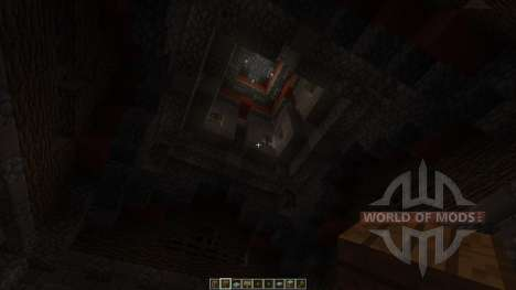Chinese Temple pour Minecraft