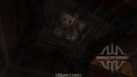 Chinese Temple für Minecraft