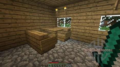 INDUSTRIA A BUILD pour Minecraft
