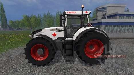 Fendt 1050 Canada für Farming Simulator 2015