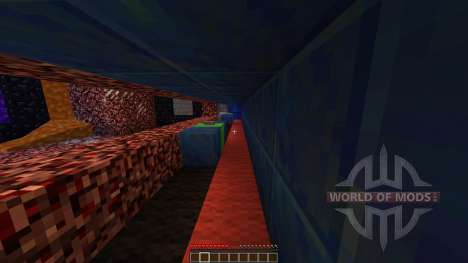 Minecraft Death Run pour Minecraft