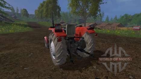 Massey Ferguson 255 pour Farming Simulator 2015