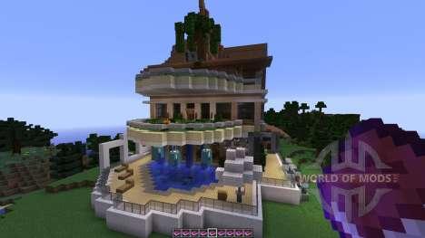 Le Munraj pour Minecraft