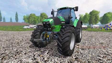 Deutz-Fahr Agrotron 7250 NOS Hardcore v2.0 für Farming Simulator 2015
