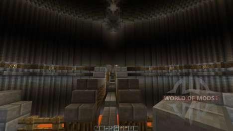 Hub Server Spawn pour Minecraft