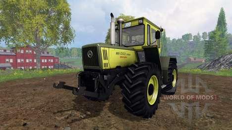 Mercedes-Benz Trac 1800 Intercooler für Farming Simulator 2015