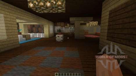 spoodles Mansion pour Minecraft