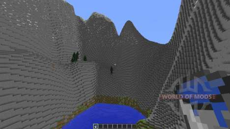 Pine Valley pour Minecraft