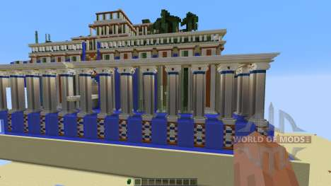 Hanging Gardens of Babylon [1.8][1.8.8] pour Minecraft
