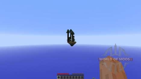Alone in the Sky für Minecraft