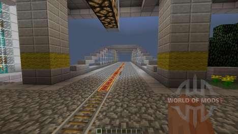 Tazader City [1.8][1.8.8] für Minecraft