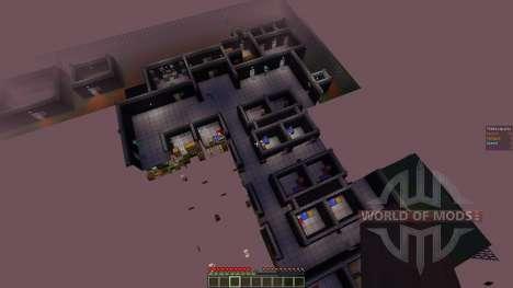 The Escapists [1.8][1.8.8] pour Minecraft