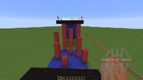 American Ninja Warrior pour Minecraft