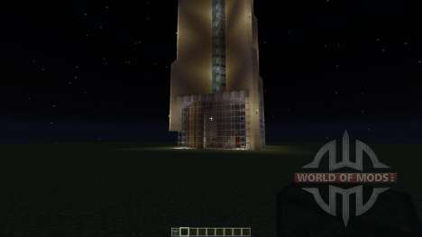 CN Tower für Minecraft