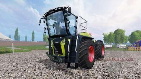 CLAAS Xerion 4000 v0.8 für Farming Simulator 2015