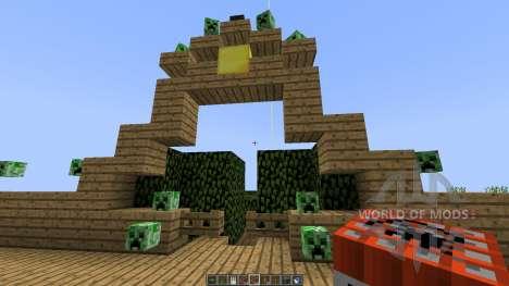 Creeper Maze [1.8][1.8.8] pour Minecraft