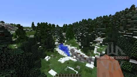 FrostBite Subweek 4 pour Minecraft