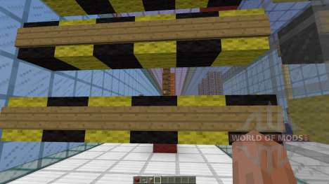 Lane Parkour [1.8][1.8.8] pour Minecraft