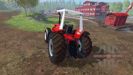 Massey Ferguson 680 für Farming Simulator 2015