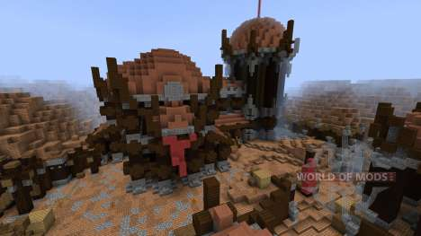 Minecraft Capture the Flag with Guns[1.8][1.8.8] pour Minecraft
