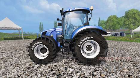 New Holland T6.175 pour Farming Simulator 2015
