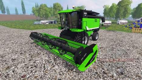Deutz-Fahr 6095 HTS v1.2 pour Farming Simulator 2015