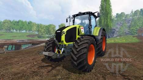 CLAAS Axion 950 [washable] pour Farming Simulator 2015
