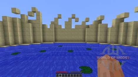 IslandWars 1v1 pour Minecraft