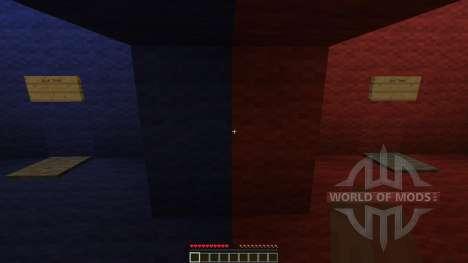 Capture the flag pour Minecraft