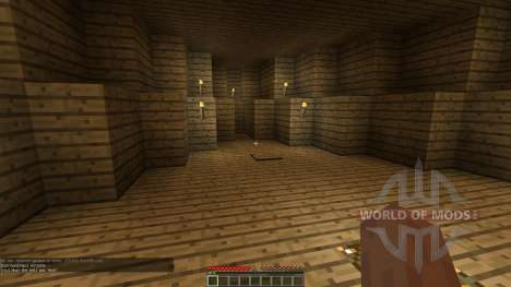 Harsh World [1.8][1.8.8] pour Minecraft