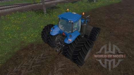 New Holland T8.320 dual wheels pour Farming Simulator 2015