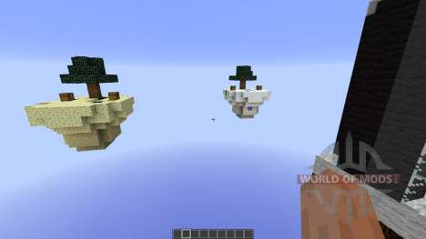 Skywars Map By Wikid pour Minecraft