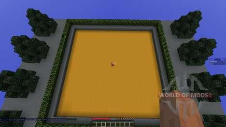 Eating Blocks für Minecraft