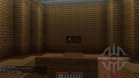PuzzleParkour Map pour Minecraft