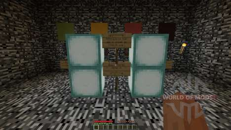 Water Dome Survival pour Minecraft