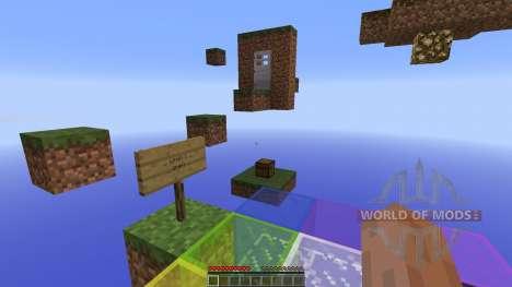 PuzzleParkour pour Minecraft
