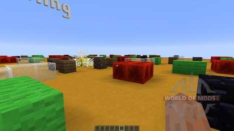 Pizza Spleef Minigame pour Minecraft