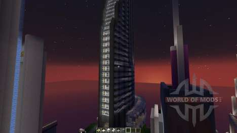 Future CITY für Minecraft