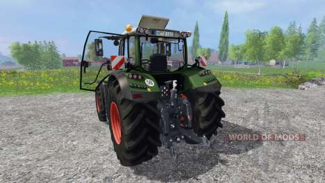 Fendt 718 Vario v3.0 für Farming Simulator 2015
