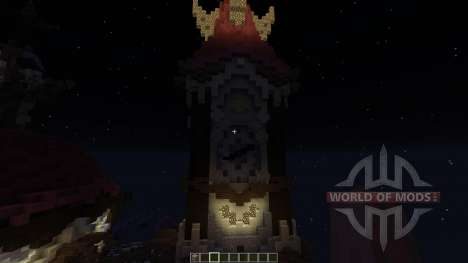Stalram the flower palace [1.8][1.8.8] für Minecraft