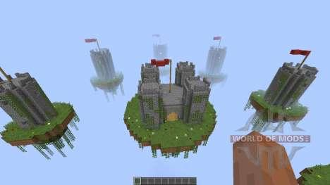 Castle Map for SkyWars [1.8][1.8.8] für Minecraft