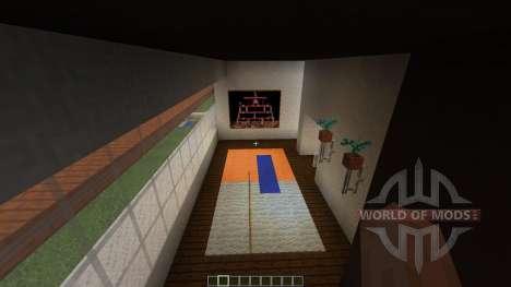 Avalon a modern contemporary home für Minecraft