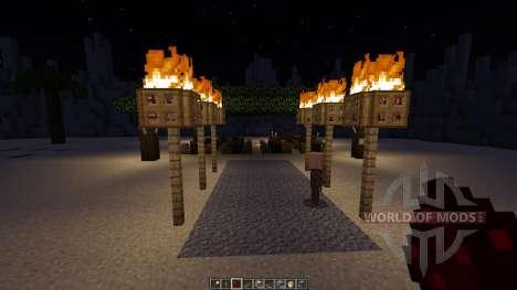 Skycity für Minecraft