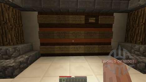 Burgers Minecraft minigame pour Minecraft