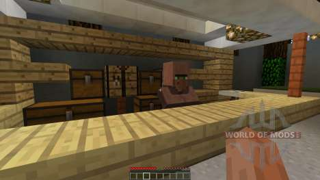 Bowling Map [1.8][1.8.8] pour Minecraft