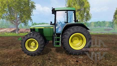 John Deere 6810 v1.1 für Farming Simulator 2015
