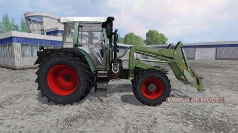 Fendt 380 GTA Turbo v2.0 pour Farming Simulator 2015